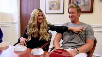 Kroy Tests the Breast Implants