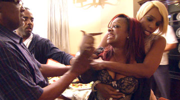 "Kandi: ""I Will Drag You in This, Bitch!"""