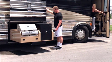 Has Kroy Biermann Converted Kim Zolciak-Biermann Into a Campsite Queen?