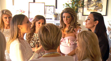 All the #RHOMelbourne 'Wives Are in Hot Water