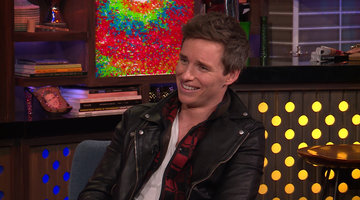 Eddie Redmayne on Playing Rugby with Prince William