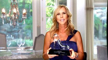 RHAwards: Vicki's Extended Acceptance Speech