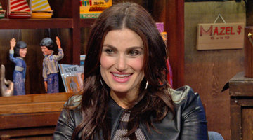 Idina in 'Frozen' on Broadway?