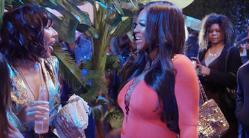 Kenya Moore Returns to The Real Housewives of Atlanta