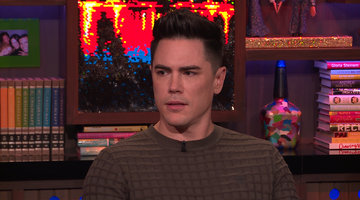 Tom Sandoval on Supporting Girlfriend Ariana Madix