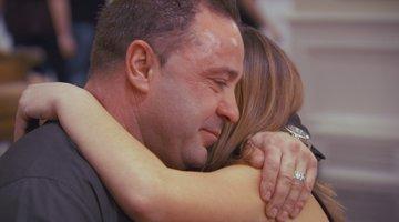 Joe Giudice Breaks Down