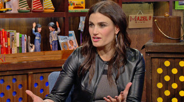 How Idina Handled 'Adele Dazeem'