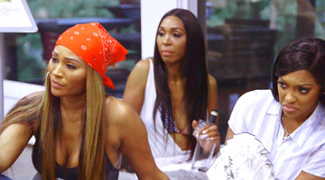 Next on #RHOA: Marlo Hampton Calls Eva Marcille a Liar