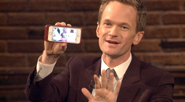 Cutest 'Actor's Studio' Moment Ever: NPH