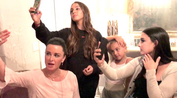 Kyle Richards Gets an Important Lesson in Friendship