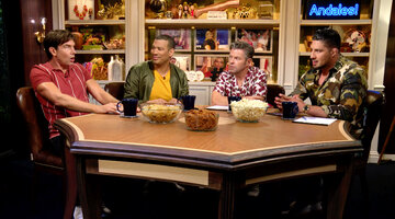 The Play by Play Panel Reveals Their Favorite Real House Husbands