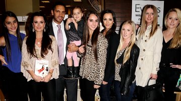 Kyle Richards Reveals Her Family's Holiday Plans