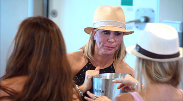 Vicki Gunvalson Gets Sick...Again