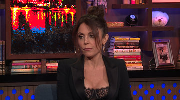 Bethenny Responds to Carole's WWHL Comments