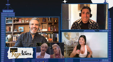 Reza Farahan Dishes on Other Bravo Shows