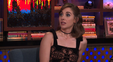 Alison Brie on Working with Bro-In-Law James Franco