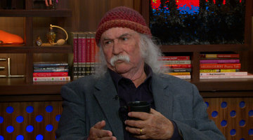 What Bugs David Crosby about Kanye West?
