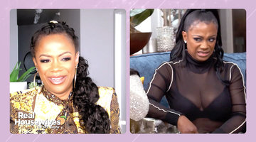 The RHOA Ladies React to Drew Sidora's $1K Wig Gift...Let the Shade Commence!