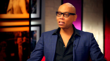 That Time RuPaul Threw Shade at Joy Behar on The View
