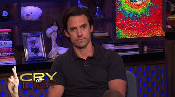 Milo Ventimiglia Cries Watching 'This Is Us'
