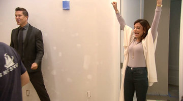 "Bethenny and Fredrik Cheers to ""Getting It Up"""