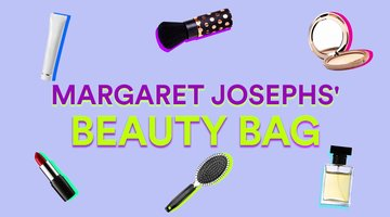 Margaret Josephs' Beauty Bag