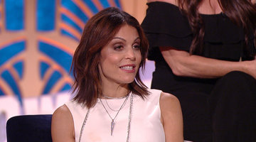 Bethenny Frankel Talks #RHOA Drama