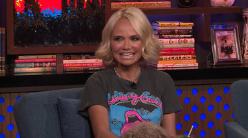 Kristin Chenoweth's Day with Patricia Altschul