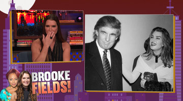 Trump's Cringe-Worthy Attempt to Date Brooke Shields