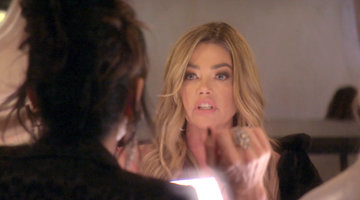 Why Did Denise Richards Stop Filming With The Real Housewives of Beverly Hills?