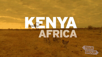 Tour Group Guide to Kenya