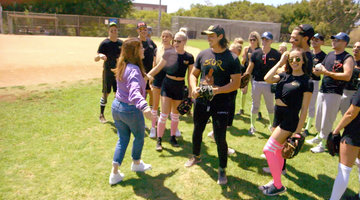 SUR and TomTom Face off in the Ultimate Softball Game