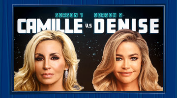 Denise Responds to Camille Grammer's Reunion Behavior