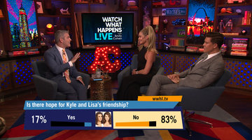 Denise Richards is Hopeful for Kyle Richards & Lisa Vanderpump