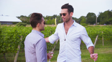 Carl Radke Gives Jordan Verroi Some Advice For Surviving the Summer House
