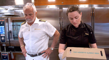 "Captain Lee Rosbach Says Chef Rachel Hargrove Has ""No Room for Error"" With This 10-Course Meal"