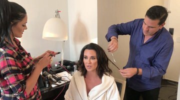 Kyle Richards Gets a Bob!