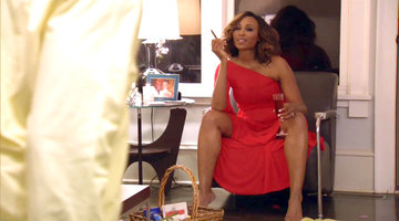 Cynthia Bailey's Seduction Techniques