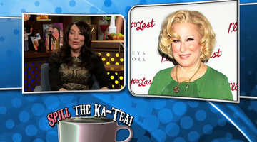 Katey Sagal on Bette Middler, Bob Dylan & More!