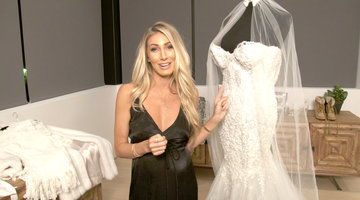 Heather Altman Shows Us Her Wedding Dress