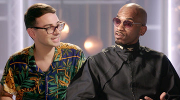 Christian Siriano Dishes on Ballroom Culture with Marquise Foster