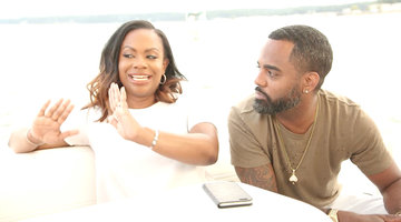 Kandi Burruss Grills Cynthia Bailey's New Man