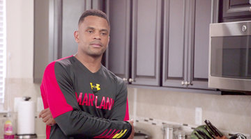 Juan Dixon's Shocking Confession to Producer