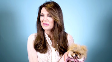 Lisa Vanderpump Explains Why She Opened a Dog Rescue Center