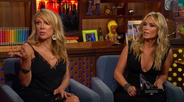 Ramona & Tamra Answer Rapid Fire Questions