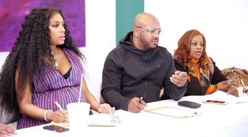 Porsha Williams Goes Head to Head with Dennis McKinley's Mom
