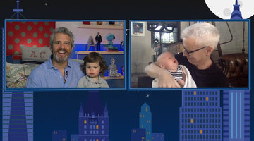 Anderson Cooper & Andy Cohen's Sons' Virtual Meet & Greet