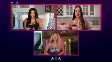 Gizelle Bryant and Porsha Williams Have a Lot of Reunion Advice for Hannah Berner