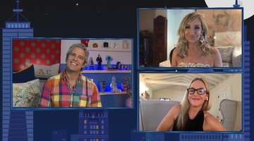 After Show: Is Sonja Morgan's Ice Still Brown?