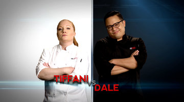 Call Out: Dale Talde vs. Tiffani Faison